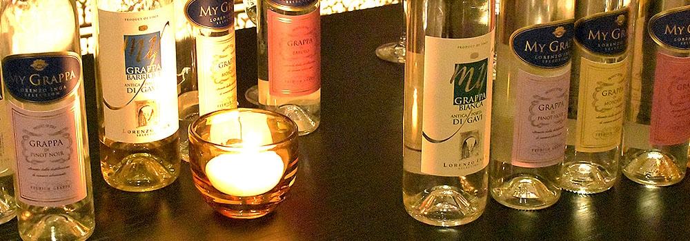 Spirits - Wine trading - AJ Wine Trading