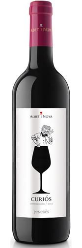 2018 Albet i Noya Curios Tempranillo Penedes Spain