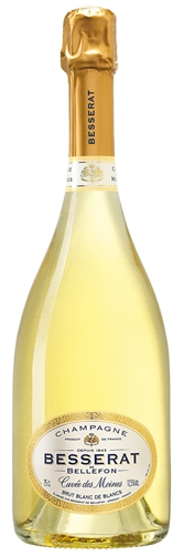 NV Besserat de Bellefon Blanc de Blancs Brut Grand Cru Champagne France