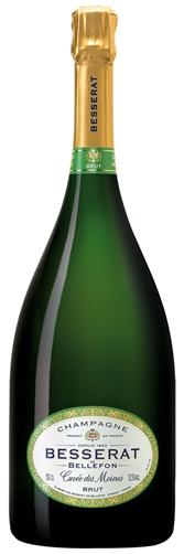 NV Besserat de Bellefon Cuvée des Moines Brut Magnum Champagne France
