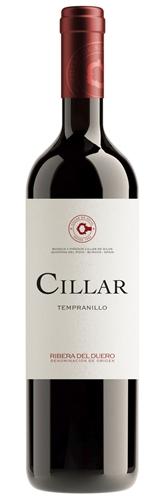 2018 Cillar Tempranillo Ribera del Duero Spain