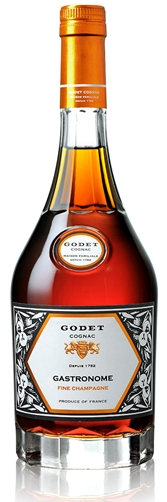 Cognac Godet Gastronome Fine Champagne  France