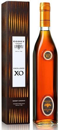 Cognac Godet XO Excellence  France