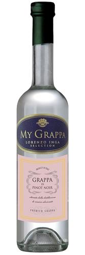 Grappa di Pinot Noir Lorenzo Inga  Italy