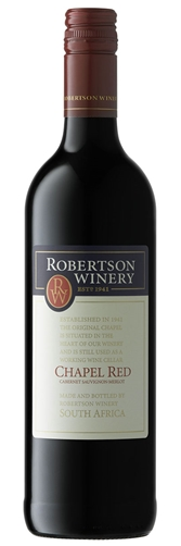 2018 Robertson Chapel Red Robertson South Africa
