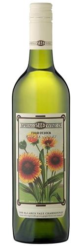 2018 Spring Seed Four o'Clock Chardonnay McLaren Vale Australia