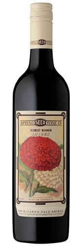 2016 Spring Seed Scarlet Runner Shiraz McLaren Vale Australia