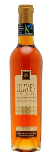 NV Stellar Organics Heaven on Earth Muscat Western Cape South Africa