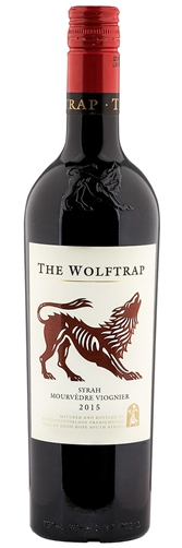2018 The Wolftrap Syrah Mourvedre Viognier Western Cape South Africa