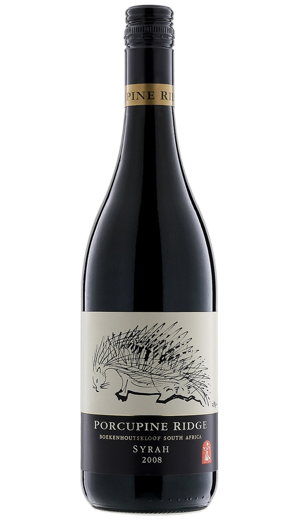 2017 Porcupine Ridge Syrah Swartland South Africa